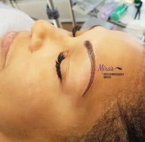 HDi Embroidery Brow